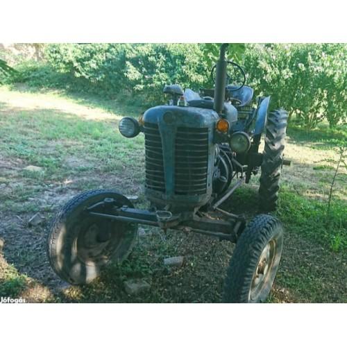 Traktorozás gyerekeknek 10 perc